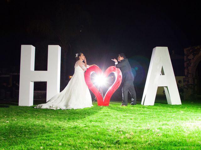 La boda de Ana y Héctor