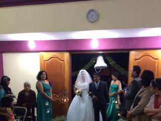 La boda de Esdras y Nohely 2