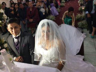 La boda de Esdras y Nohely