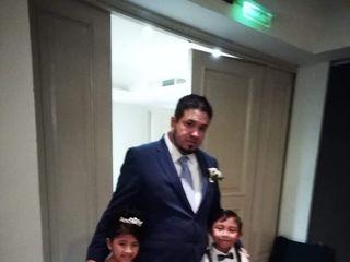 La boda de Esthela y Samy  2