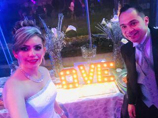 La boda de Ale  y Adrián