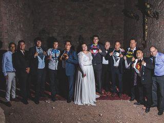 La boda de Erika  y Gibran Moisés  3