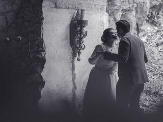 La boda de Erika  y Gibran Moisés