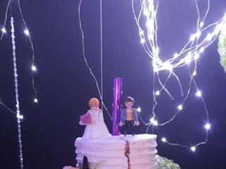 La boda de Andrea y Eleazar 1