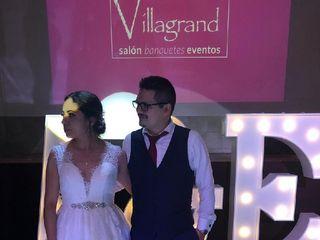 La boda de Andrea y Eleazar 2
