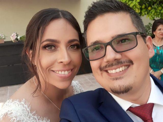 La boda de Andrea y Eleazar