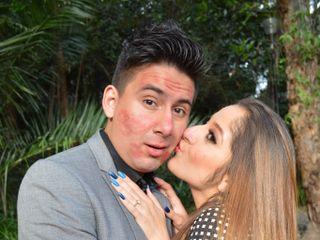 La boda de itzel y Alexis 1
