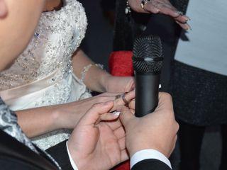 La boda de itzel y Alexis 2