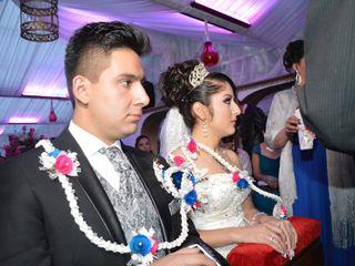 La boda de itzel y Alexis 3