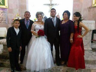 La boda de Manuel y Carmen