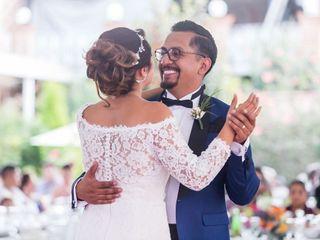 La boda de Alma y Luis