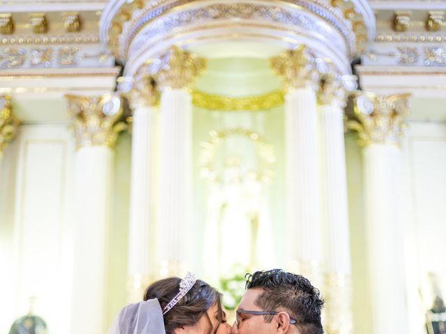 La boda de Gabriel y Mayra en San Luis Potosí, San Luis Potosí 3