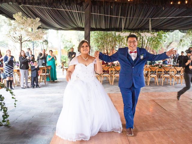 La boda de Gabriel y Mayra en San Luis Potosí, San Luis Potosí 7