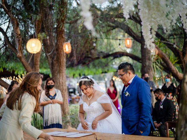La boda de Gabriel y Mayra en San Luis Potosí, San Luis Potosí 8