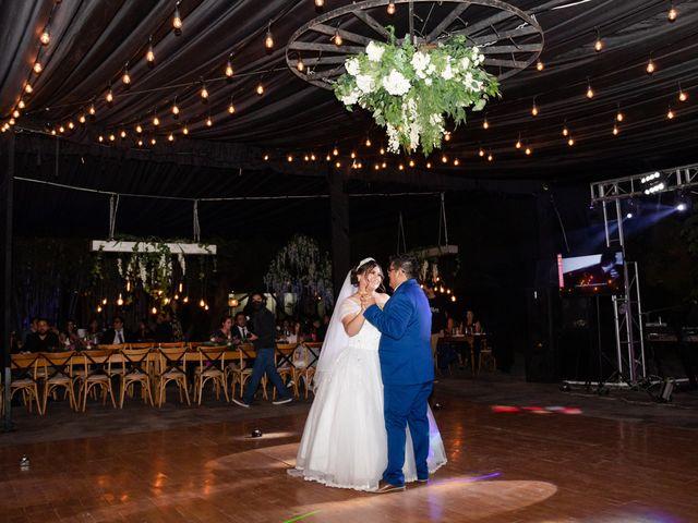 La boda de Mayra y Gabriel