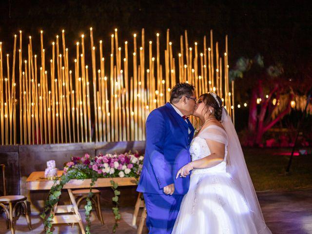 La boda de Gabriel y Mayra en San Luis Potosí, San Luis Potosí 12