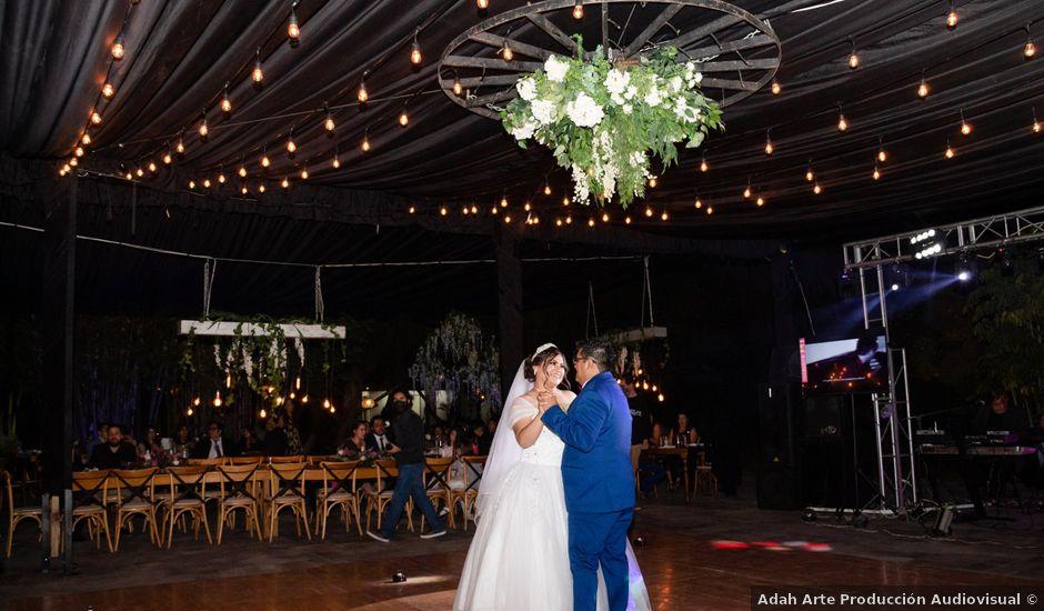La boda de Gabriel y Mayra en San Luis Potosí, San Luis Potosí