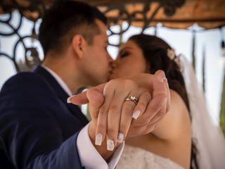 La boda de Fernanda y Julio