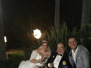 La boda de Abigail y Luis 3