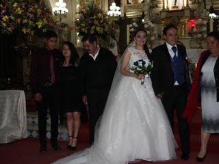 La boda de Everardo y Evelin 1