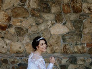 La boda de Yesenia y Edgar Alejandro 1