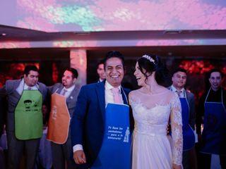 La boda de Yesenia y Edgar Alejandro 2
