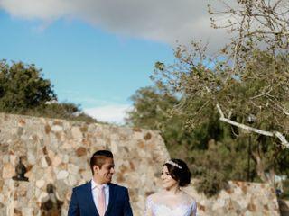 La boda de Yesenia y Edgar Alejandro 3