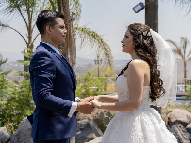 La boda de Julio y Fernanda en Querétaro, Querétaro 3