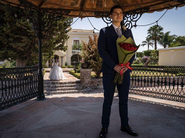 La boda de Julio y Fernanda en Querétaro, Querétaro 5
