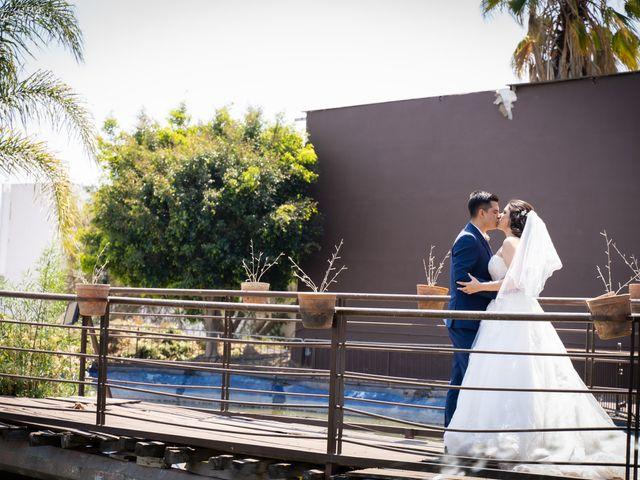 La boda de Julio y Fernanda en Querétaro, Querétaro 8