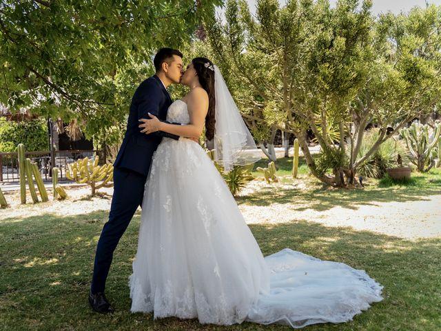 La boda de Julio y Fernanda en Querétaro, Querétaro 12