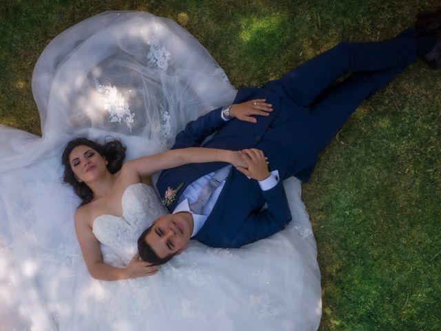 La boda de Julio y Fernanda en Querétaro, Querétaro 13