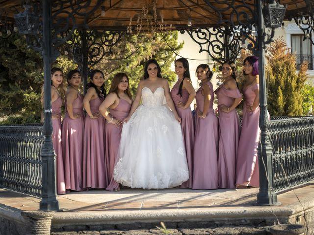 La boda de Julio y Fernanda en Querétaro, Querétaro 14