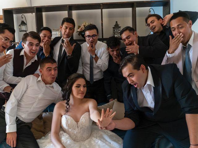 La boda de Julio y Fernanda en Querétaro, Querétaro 16