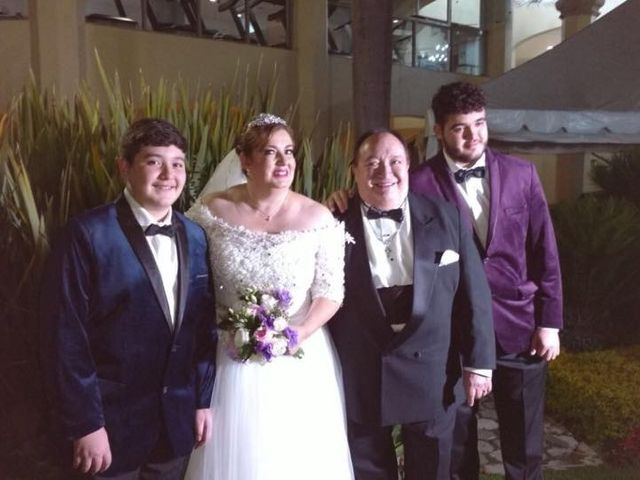 La boda de Luis y Abigail en Zapopan, Jalisco 2