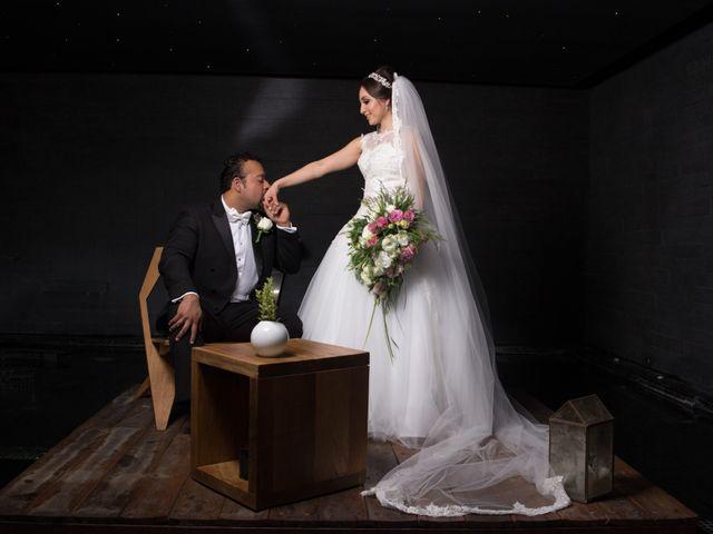 La boda de Cindy y José