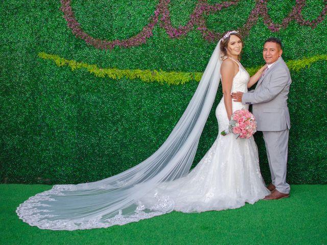 La boda de María  y Rodolfo