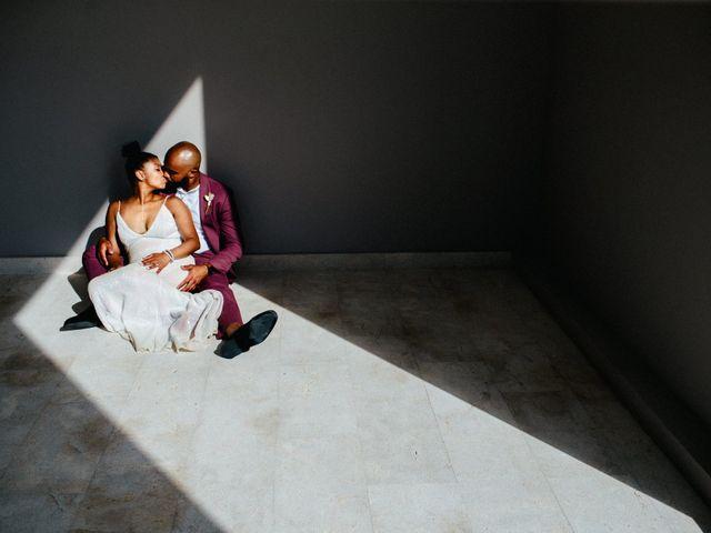 La boda de Ava y Joel