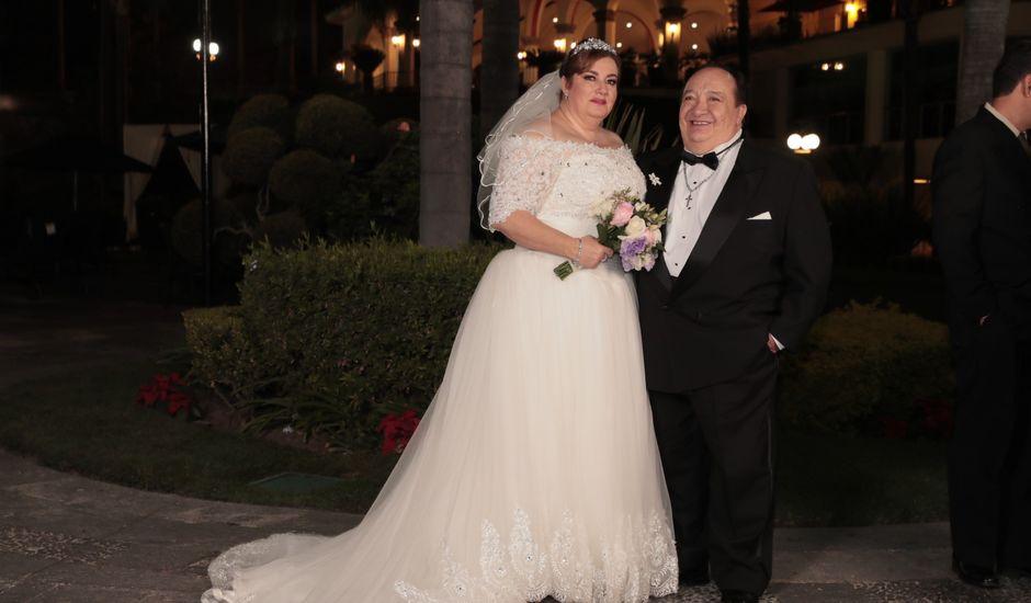 La boda de Luis y Abigail en Zapopan, Jalisco