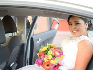 La boda de jes s y claribel en mexicali baja california for Jardin xochimilco mexicali