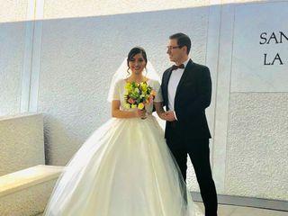 La boda de Geraldine  y Bryan