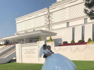 La boda de Geraldine  y Bryan 2