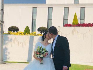 La boda de Geraldine  y Bryan 3