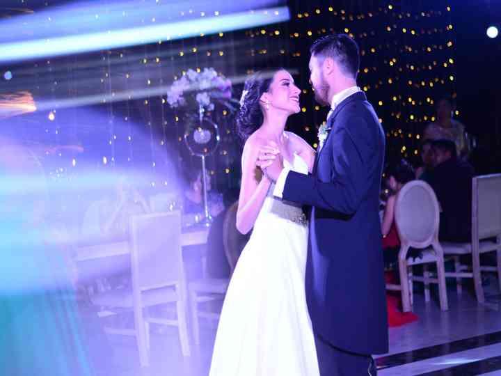 La boda de Arely y Esteban