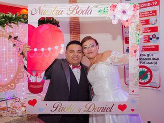 La boda de Paola y Daniel
