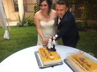 La boda de Ivonne y José Luis
