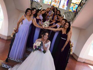 La boda de Marysol  y Obed  3