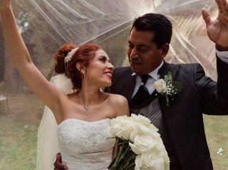 La boda de Thelma  y José 1
