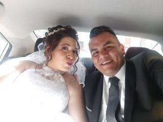 La boda de Karen Alejandra  y Jorge Luis