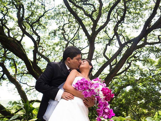 La boda de Rosa y Alfonso